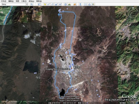 lijiang ycling route. (#19 of 26) - China Bike Tours, Tour de China