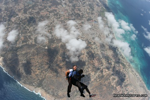 The most Spectacular views in the world!!! (#2 of 7) - Skydive Aruba