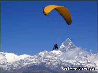 Image #1 of 1 - Nepal Hang Gliding