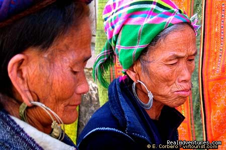 Vic Indochina Travel -Book now get sale off: Sapa Treck