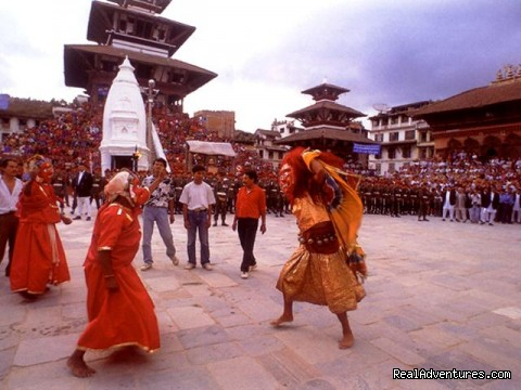Nepal Sightseeing: