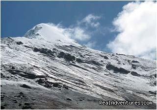 Image #1 of 1 - Pisang Peak Climbing