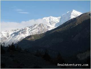 Chulu East Peak Climbing: