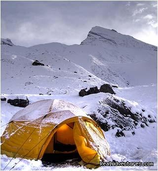 Image #1 of 1 - Tent Peak Climbing