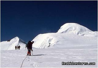 Ramdung Peak Climbing: