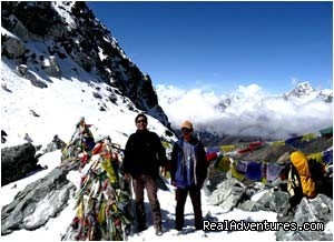 Jiri / Everest Base Camp/Kalapathar/ Chola Pass: