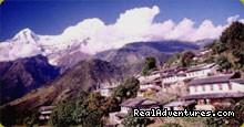 Dhampus Ghandruk Landruk Trekking: