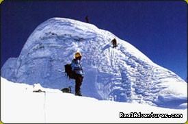 Island Peak Climbing: