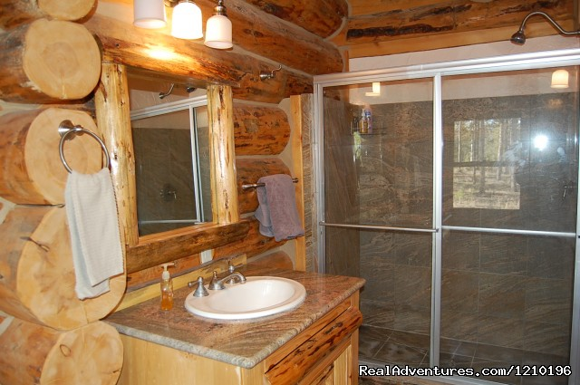 Second bathroom (#11 of 21) - Lindig Lodge