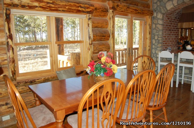 Dining area (#5 of 21) - Lindig Lodge