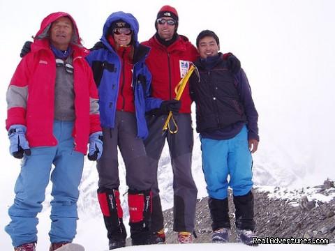 Singu Chuli Peak Climbing: