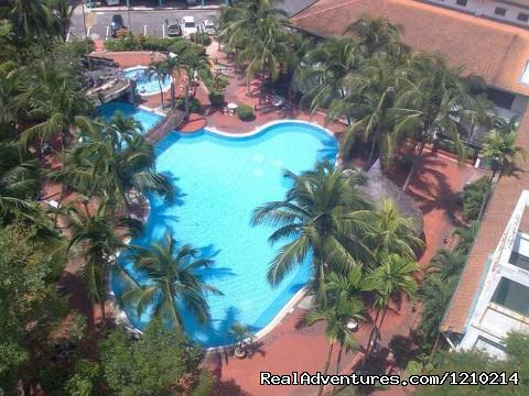 - Melaka Hotel Apartment