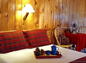 Indoor Comforts for the Outdoor Lifestyle Hotels & Resorts Idyllwild, California