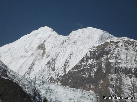 Gangapurna (7455m.) Expedition :