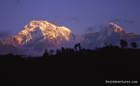 - Tripura Hinchuli (6,563m.) Expedition