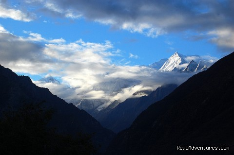 Mount Api Himal (West) (7,100m.) Expedition: