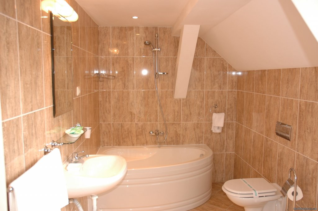 Superior apartment-bathroom | Image #4/10 | Residence Hirscher