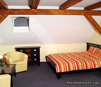 Superior apartament -bedroom - Residence Hirscher