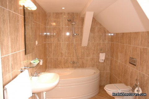 Superior apartment-bathroom - Residence Hirscher
