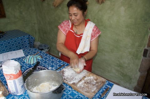 Mexican Home Cooking School Abasolo, Mexico Videos