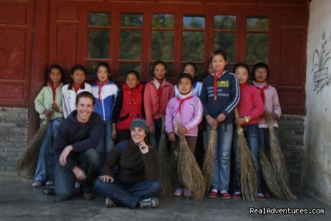 - Volunteer trip(Summer camps) in Dali in China