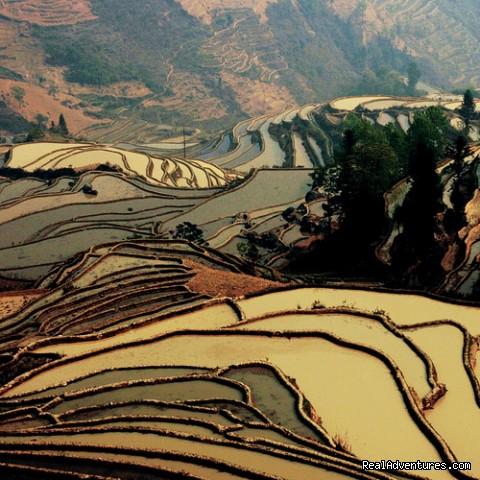 South of Yunnan to North Vietnam 11 days overland