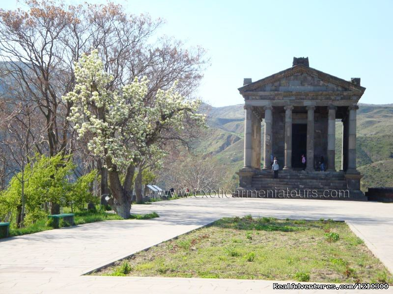 Garni Temple | Image #4/22 | Tours in Armenia