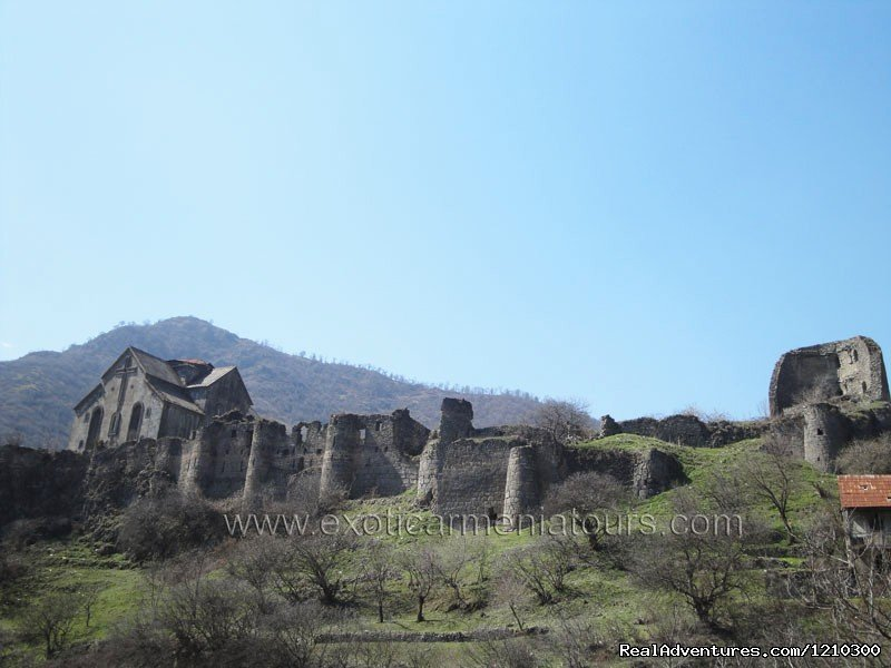 Akhtala Fortress | Image #6/22 | Tours in Armenia