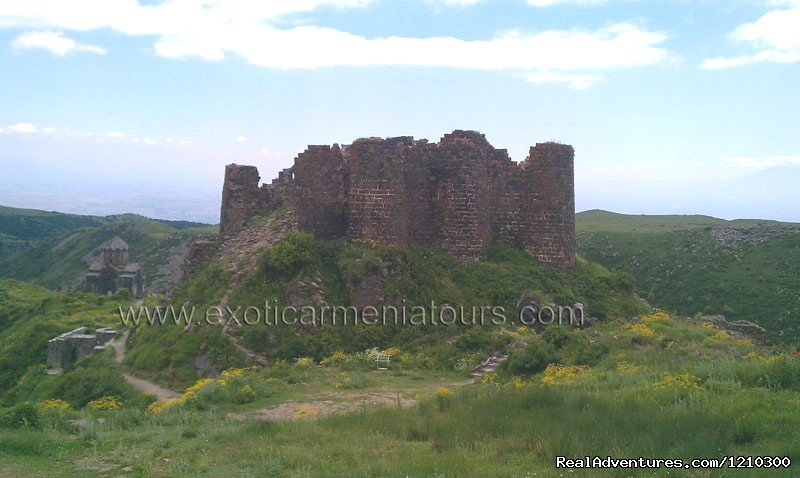 Amberd Fortress | Image #11/22 | Tours in Armenia
