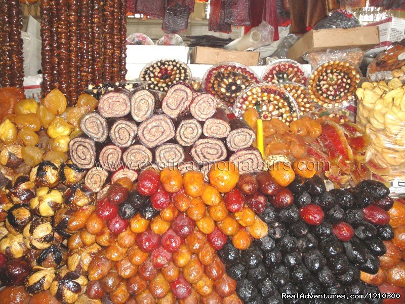 Armenia dried fruits | Image #12/22 | Tours in Armenia
