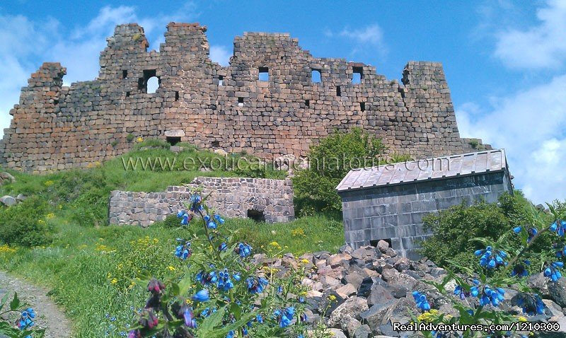 Amberd Fortress | Image #16/22 | Tours in Armenia