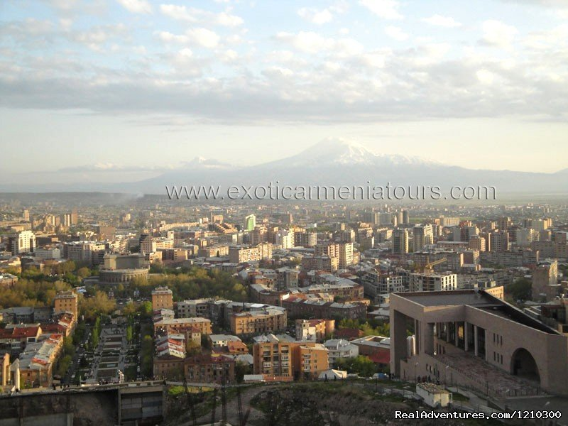 Yerevan with the view of Ararat Mount | Image #18/22 | Tours in Armenia
