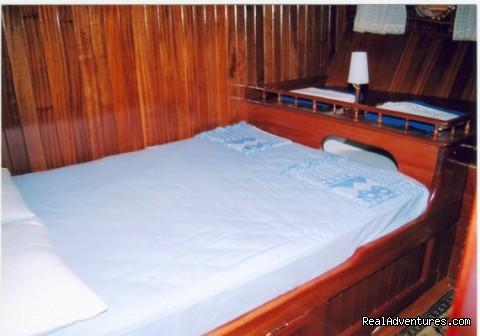 Dbl Cabin - Medsail Holidays AB