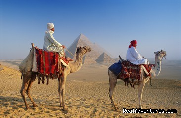 Two days trip to Cairo from Sharm el Sheikh by fli