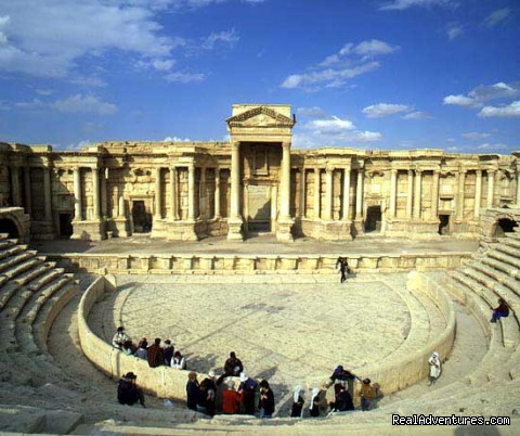 Syria Highlights Tour - 6 Days: