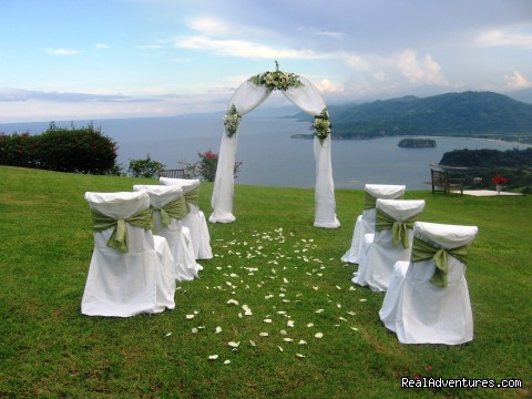 Grande Oceanfront Loccation - Tropical Weddings Jamaica