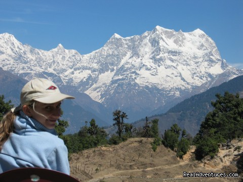 Enjoying the high peaks (#6 of 6) - Yoga Retreats in the Indian Himalayas