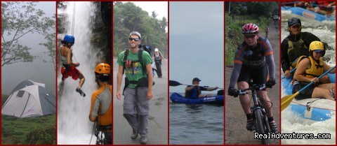 Multi-Sport & Adventure Travel Trips in Costa Rica
