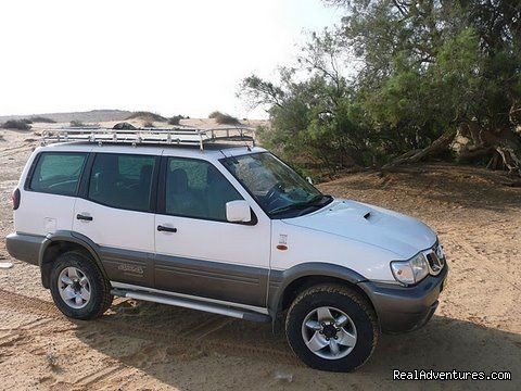 4 X 4 JEEP TOURS IN ISRAEL Off the Beaten Track