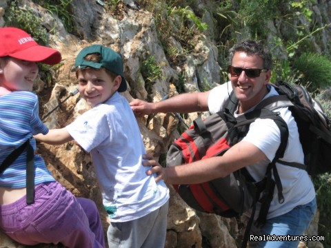 ISRAEL FAMILY TOURS with the Israel Travel Company