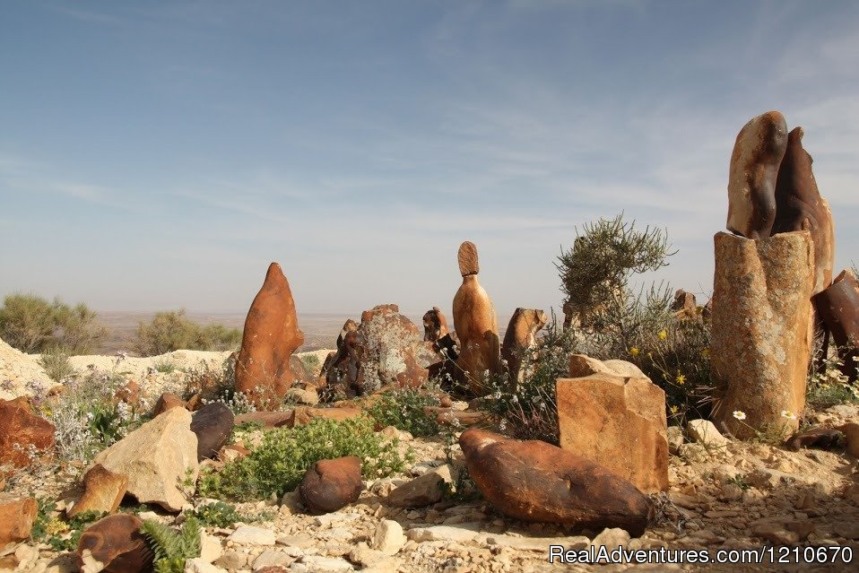 Mount Karkom Rock Art | Image #11/16 | ISRAEL PRIVATE TOUR GUIDE Personal Tours of Israel