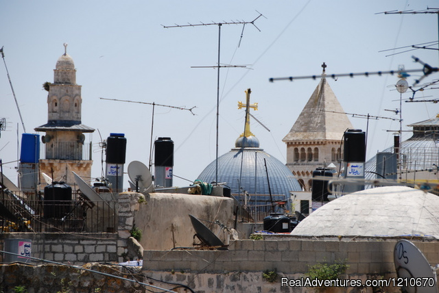 Jerusalem of All Faiths - ISRAEL PRIVATE TOUR GUIDE Personal Tours of Israel
