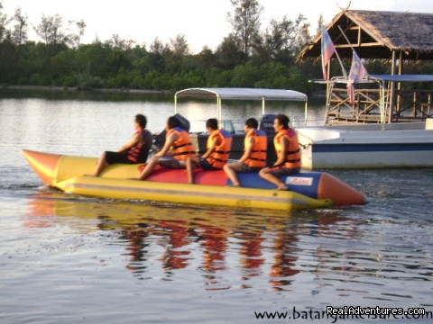 Water Sports - Mengkabong Water Village Mangrove River Cruise