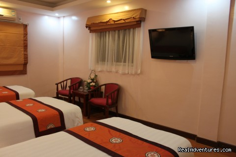 Twin room - Hanoi Rendezvous Hotel: The Real Hanoi Experience