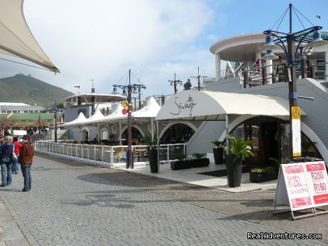 Sevruga Restaurant,V&A Waterfront - Cape Town,Blouberg/Table View