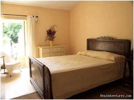 Guestroom - French Cycle Vacations at Les Croisettes, France