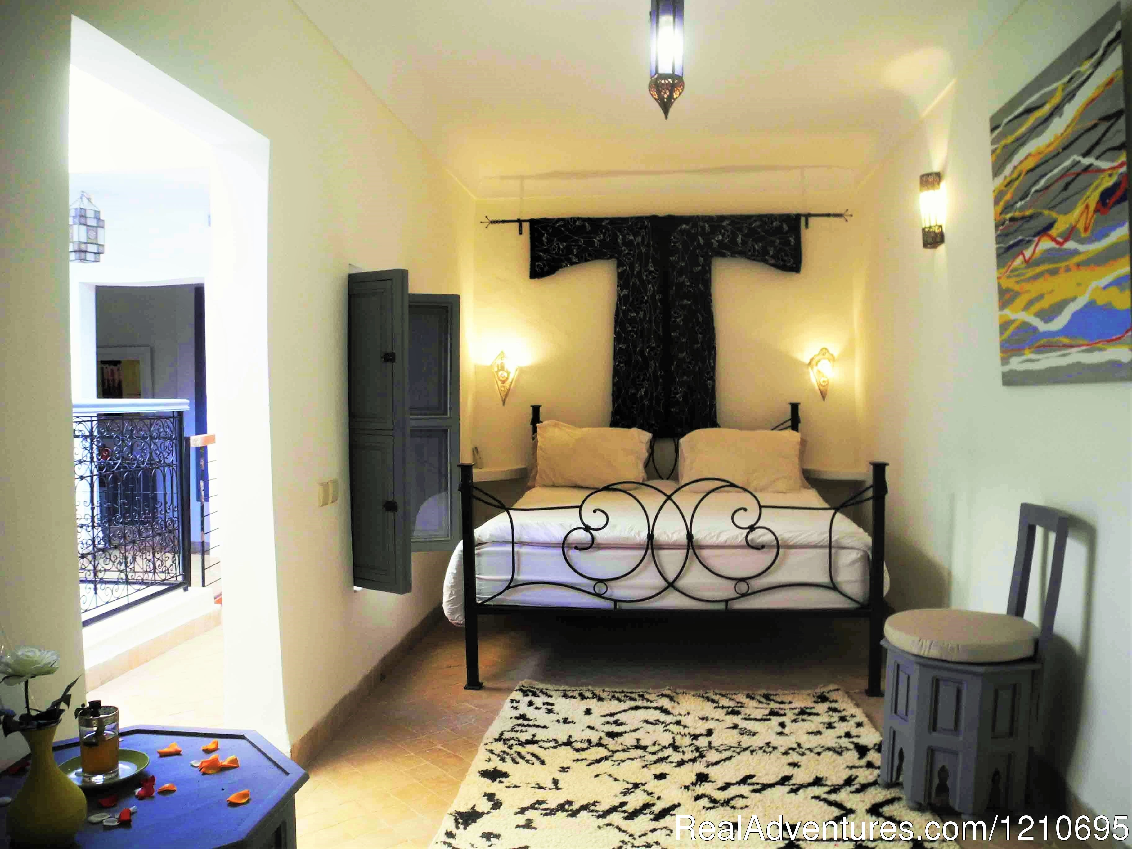 Berber Double Room | Image #9/26 | Riad Linda - great central location