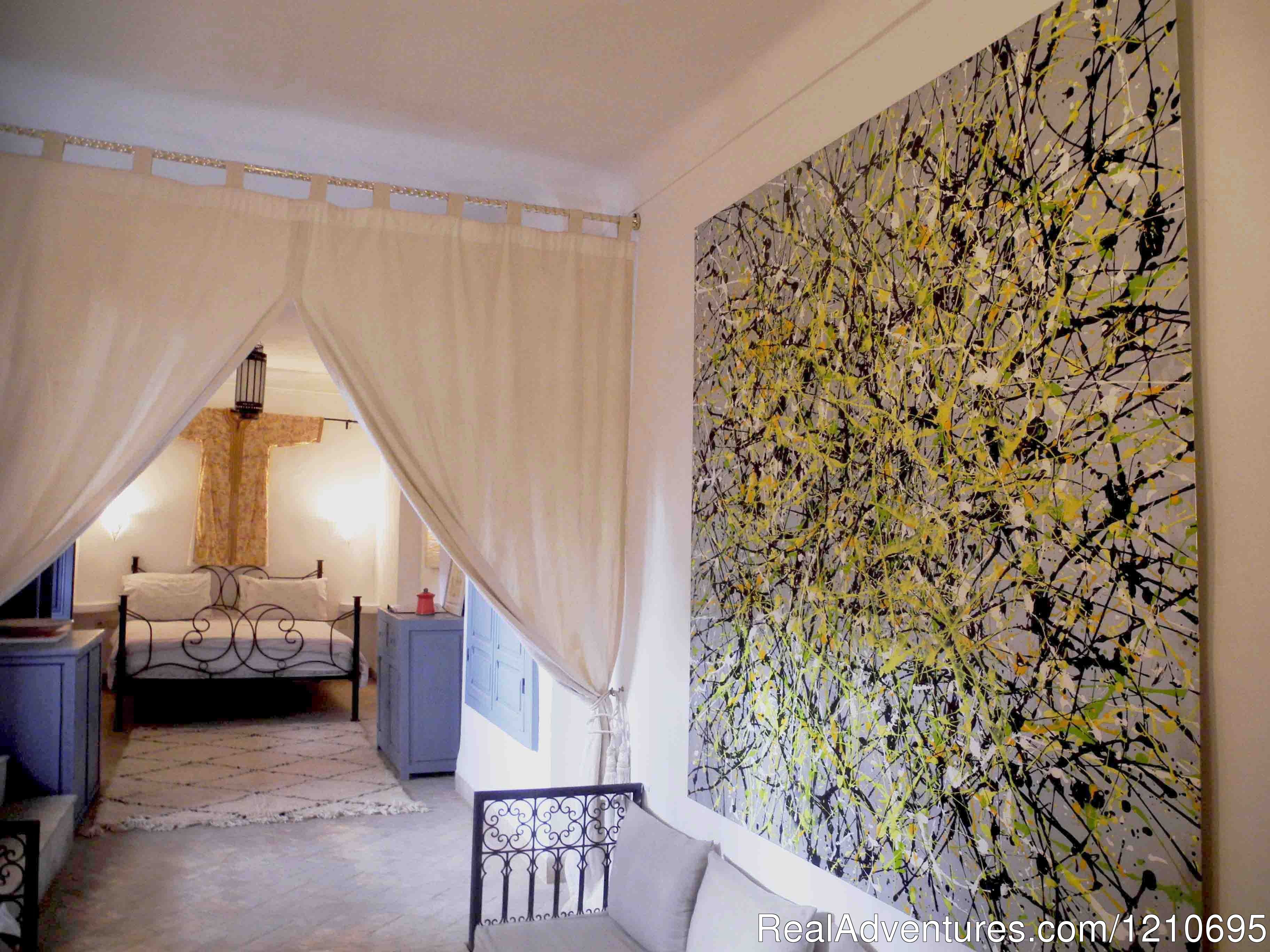Our Douira Suite | Image #14/26 | Riad Linda - great central location