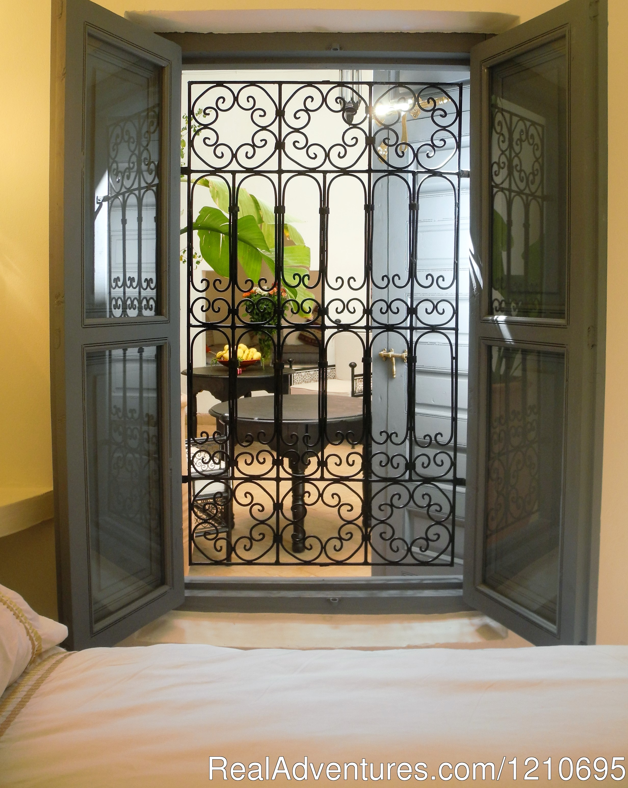 Jardin Double Room | Image #21/26 | Riad Linda - great central location