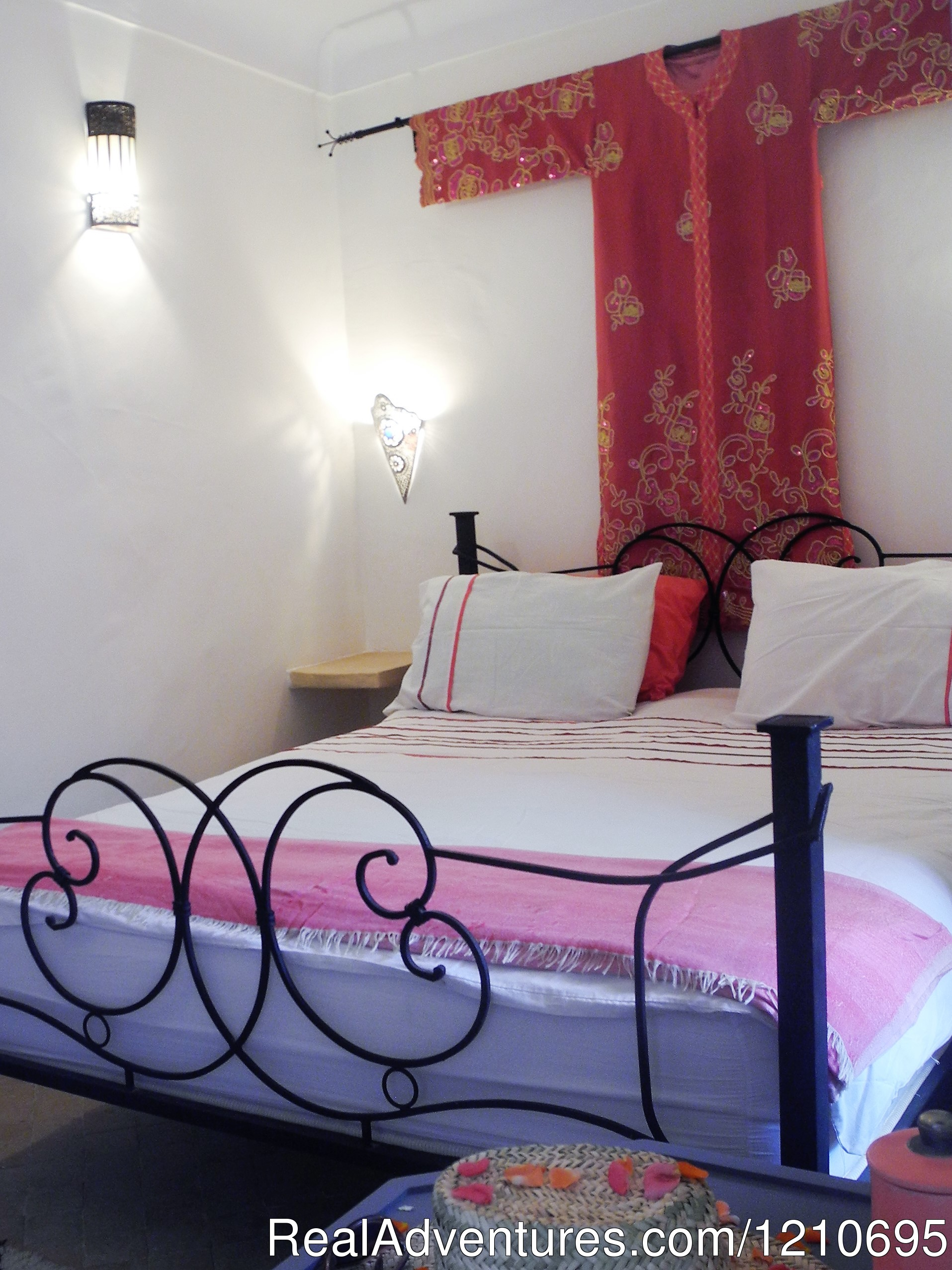 Rose Double Room | Image #23/26 | Riad Linda - great central location